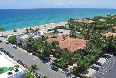Palm Beach Townhouse For Sale: 118 Hammon Avenue
