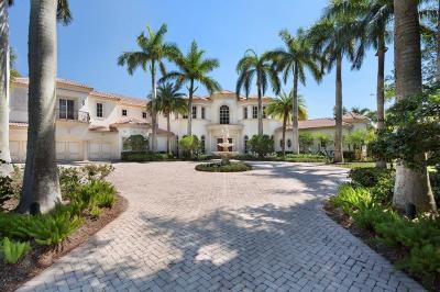 Long Lake Estates Single Family Home For Sale: 8495 Twin Lake Drive