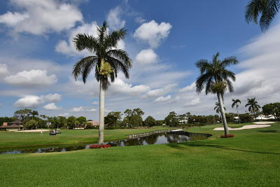 Boynton Beach Condo For Sale: 3627 Quail Ridge Drive S #Bobwhite