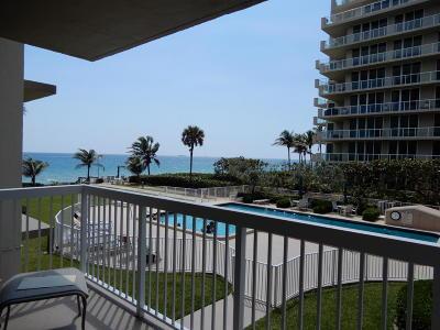 Hillsboro Beach Condo For Sale: 1069 Hillsboro Mile #203