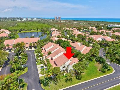 Juno Beach Condo For Sale: 301 Sea Oats Drive #H