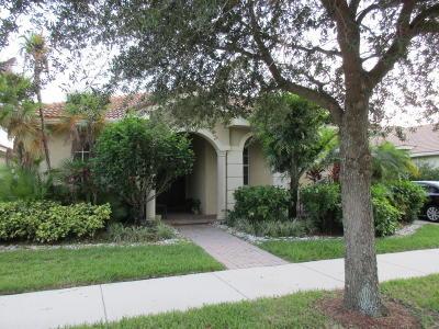 Jupiter Single Family Home For Sale: 114 Via Azurra