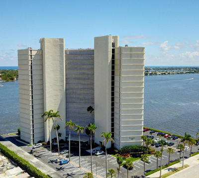 West Palm Beach Condo Contingent: 1200 S Flagler Drive #706