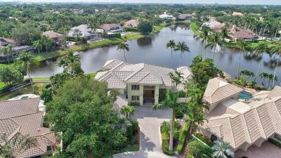 Boca Raton FL Single Family Home For Sale: $1,549,000