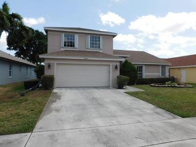 Boynton Beach Single Family Home For Sale: 9082 Cavatina Place