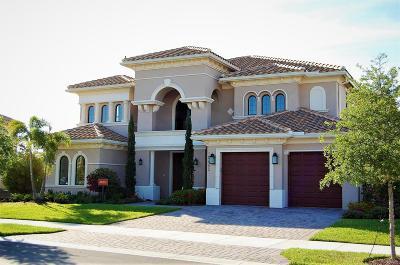 Parkland Single Family Home For Sale: 10445 Barnsley Drive