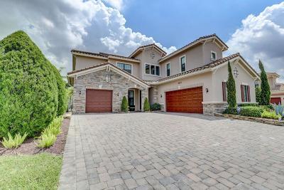 Parkland Single Family Home For Sale: 8222 Bradford Way