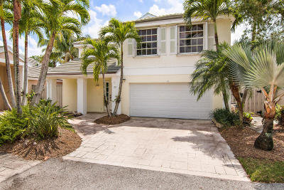 Palm Beach Gardens Single Family Home For Sale: 22 Governors Court