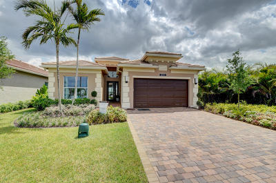 Delray Beach Single Family Home For Sale: 15401 Destiny Drive