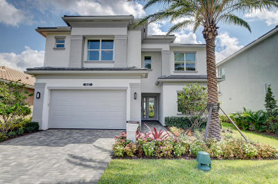 Delray Beach Single Family Home For Sale: 15407 Destiny Drive