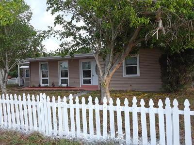 Port Saint Lucie Single Family Home For Sale: 109 SE Solaz Avenue