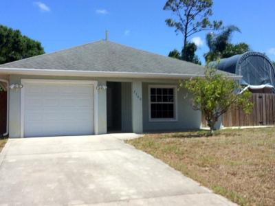 Vero Beach Single Family Home For Sale: 7560 58th Court