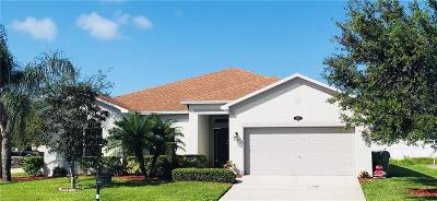 Vero Beach Single Family Home For Sale: 4570 21st Place