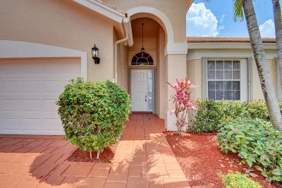 Boca Falls Single Family Home For Sale: 12280 Riverfalls Court Court
