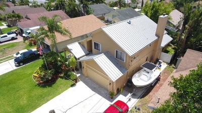 Jupiter Single Family Home For Sale: 6238 Lauderdale Street