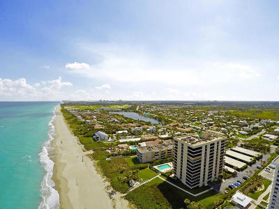 Juno Beach Condo For Sale: 450 Ocean Drive #104