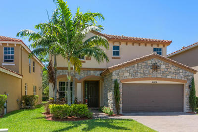 Lake Worth Single Family Home For Sale: 4604 Capital Drive