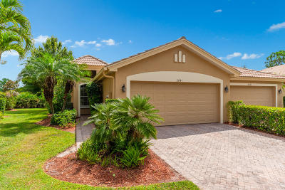 Jensen Beach Single Family Home Contingent: 3641 NW Willow Creek Drive