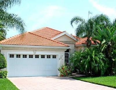 Vero Beach Single Family Home For Sale: 1385 W Island Club Square