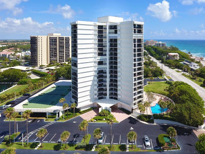 Admirals Walk, Admirals Walk Tower Condo Condo For Sale: 4545 Ocean Boulevard #4c