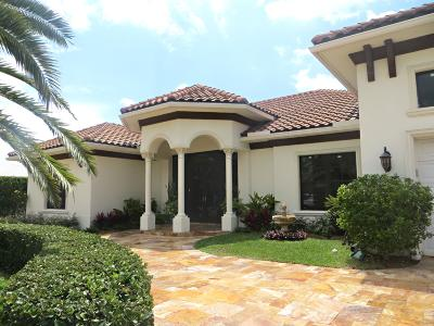 Delray Beach Single Family Home For Sale: 920 Bolender Drive