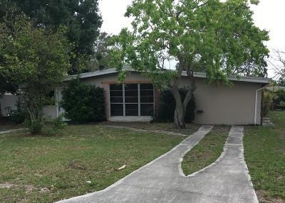 Vero Beach Single Family Home For Sale: 409 20th Place SW