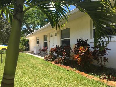 Palm City Single Family Home For Sale: 757 SW Hidden River Avenue