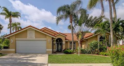Royal Palm Beach Single Family Home For Sale: 105 Kings Way