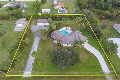 Palm Beach Gardens Single Family Home For Sale: 16106 73rd Terrace