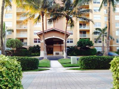 Highland Beach Rental For Rent: 3594 S Ocean Boulevard #304