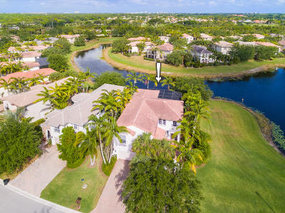 Palm Beach Gardens Single Family Home For Sale: 2002 Graden Drive