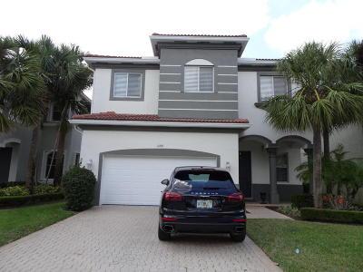 Boynton Beach Single Family Home For Sale: 1094 Grove Park Circle