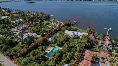 Palm Beach Single Family Home For Sale: 854 S County Road