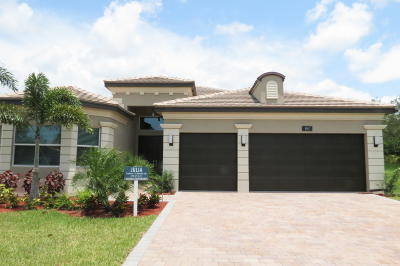 Boynton Beach Single Family Home For Sale: 8167 Majestic Mountain Drive