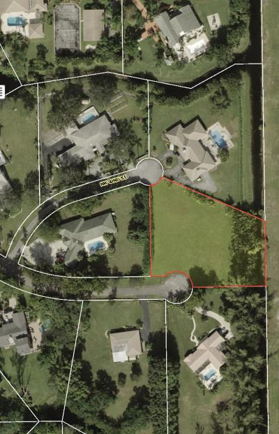Coral Springs Residential Lots & Land Contingent: 4201 NW 95 Avenue