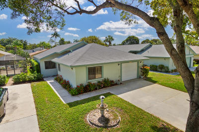Delray Beach Single Family Home Contingent: 795 NW 32nd Avenue