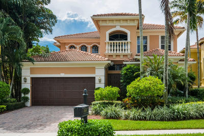 Delray Beach Single Family Home For Sale: 8090 Valhalla Drive