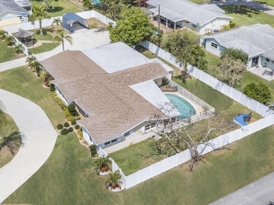 Delray Beach Single Family Home For Sale: 4551 Franwood Drive