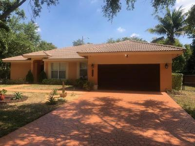 Coconut Creek Single Family Home For Sale: 6330 NW 44th Avenue