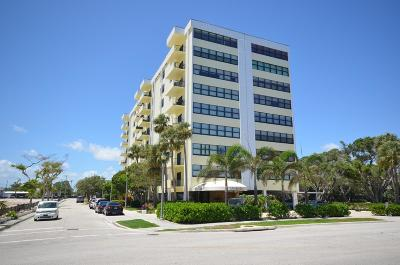 West Palm Beach Condo For Sale: 1501 S Flagler Drive #9g