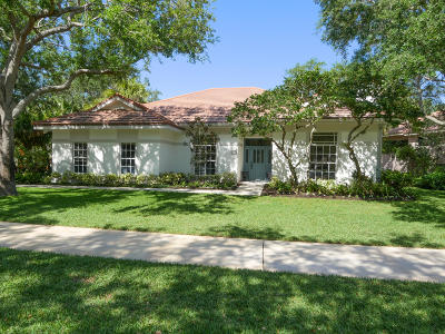 Delray Beach Single Family Home For Sale: 2893 Hampton Circle W
