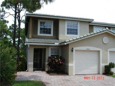 Stuart Rental For Rent: 3016 SE Lexington Lakes Drive
