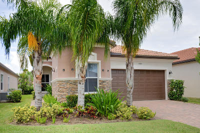 Delray Beach Single Family Home For Sale: 14884 Rapolla Drive