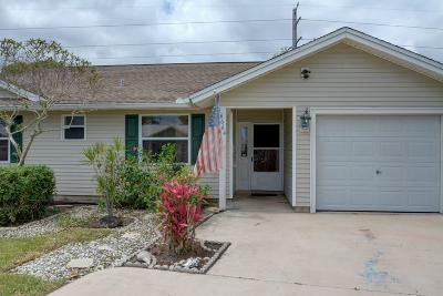 Stuart FL Single Family Home For Sale: $249,000