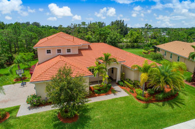 Stuart FL Single Family Home For Sale: $874,900