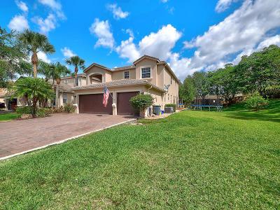 Lake Worth Single Family Home For Sale: 7031 Via Leonardo