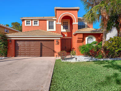 Royal Palm Beach Single Family Home For Sale: 2511 Glendale Drive
