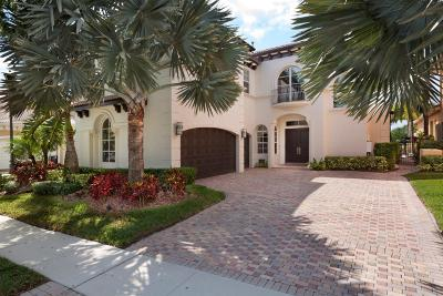 Delray Beach Single Family Home For Sale: 6192 Via Venetia