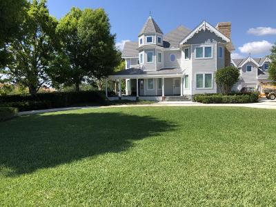 Wellington Single Family Home For Sale: 2000 Greenbriar Boulevard