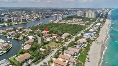 Bel Lido Townhouse For Sale: 1115 Highland Beach Drive #3